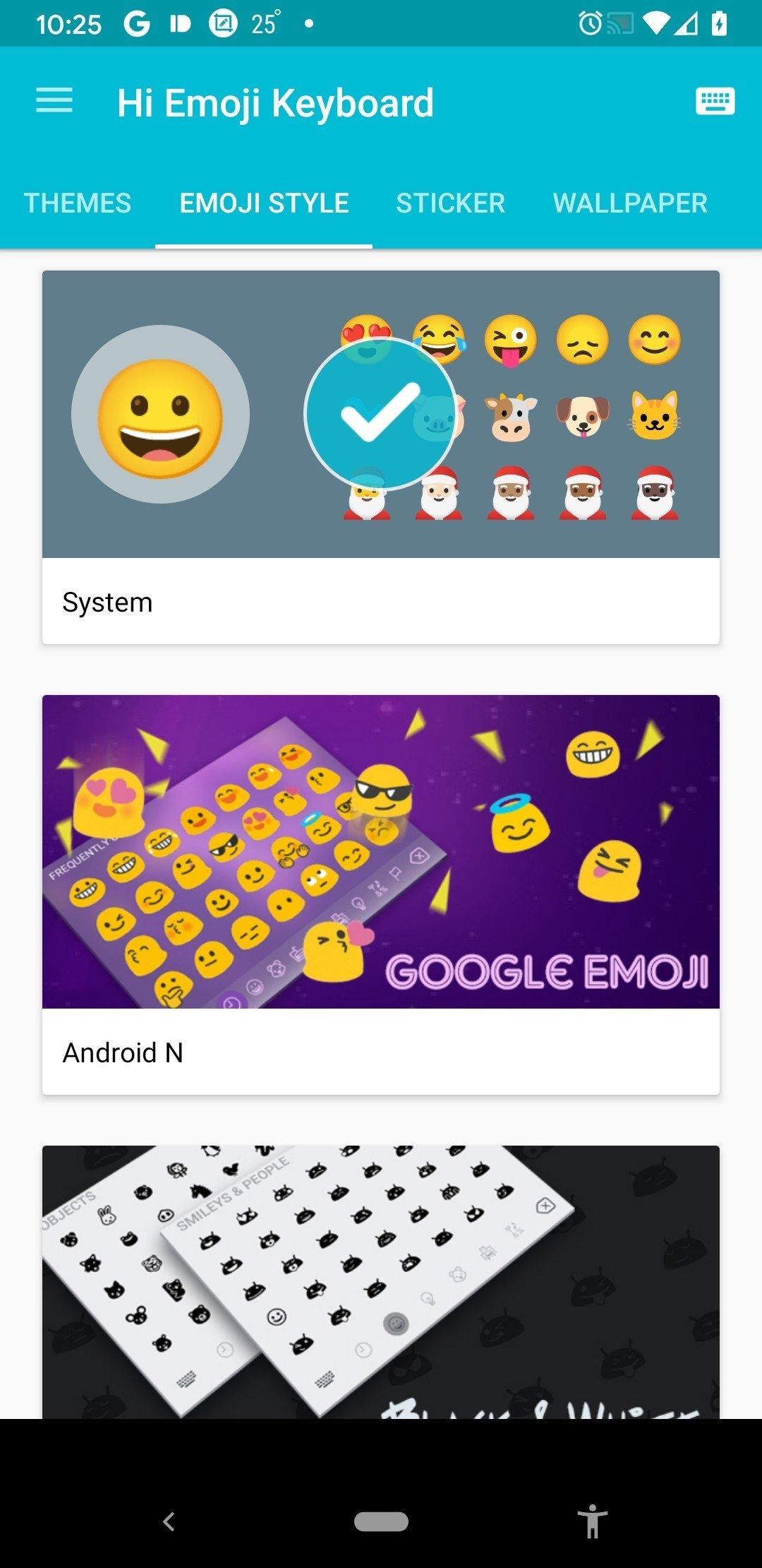 Hi Emoji Keyboard 2 0 7 - Download for Android APK Free
