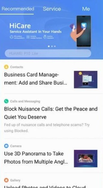 HiCare - Huawei 9 1 5 302 - Download for Android APK Free