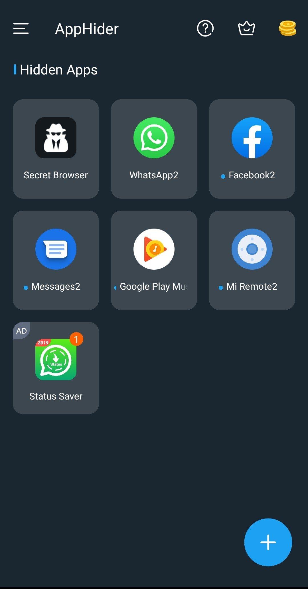 Hide Apps 1.3.04 - Download per Android APK Gratis