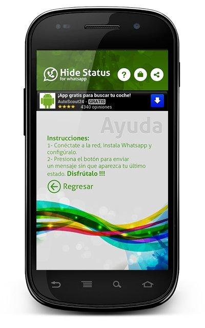 Hide Whatsapp Status 2008 Descargar Para Android Apk Gratis