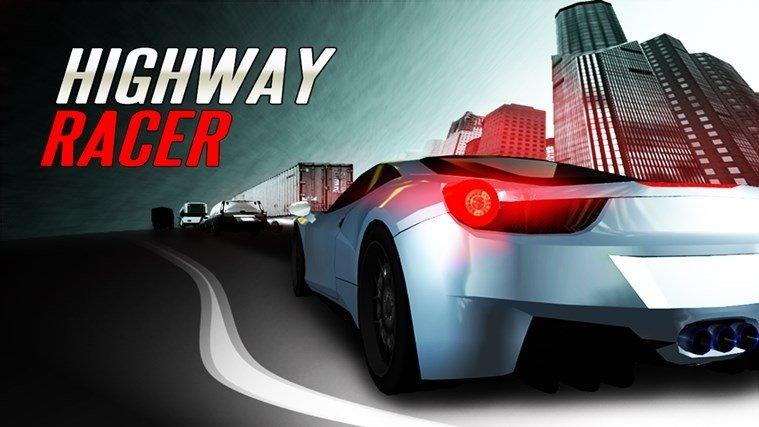 Highway Racer image 4
