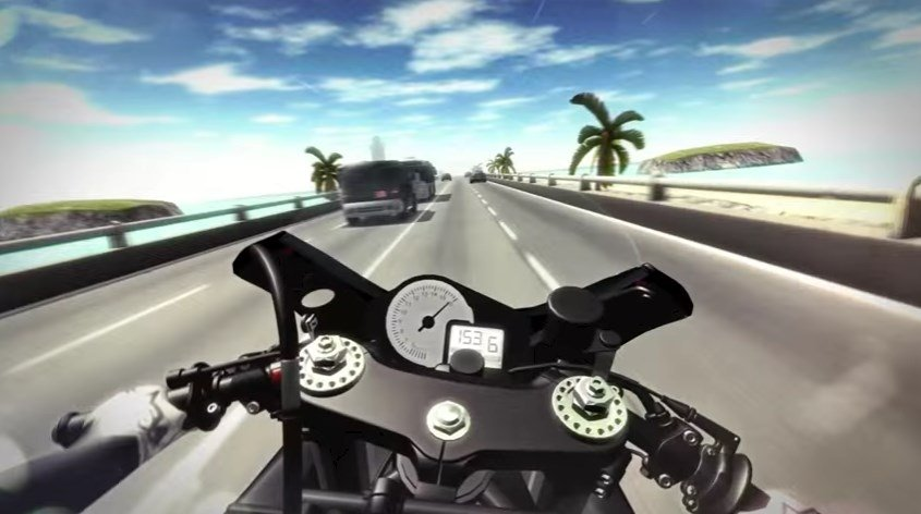 Highway Traffic Rider Android image 5