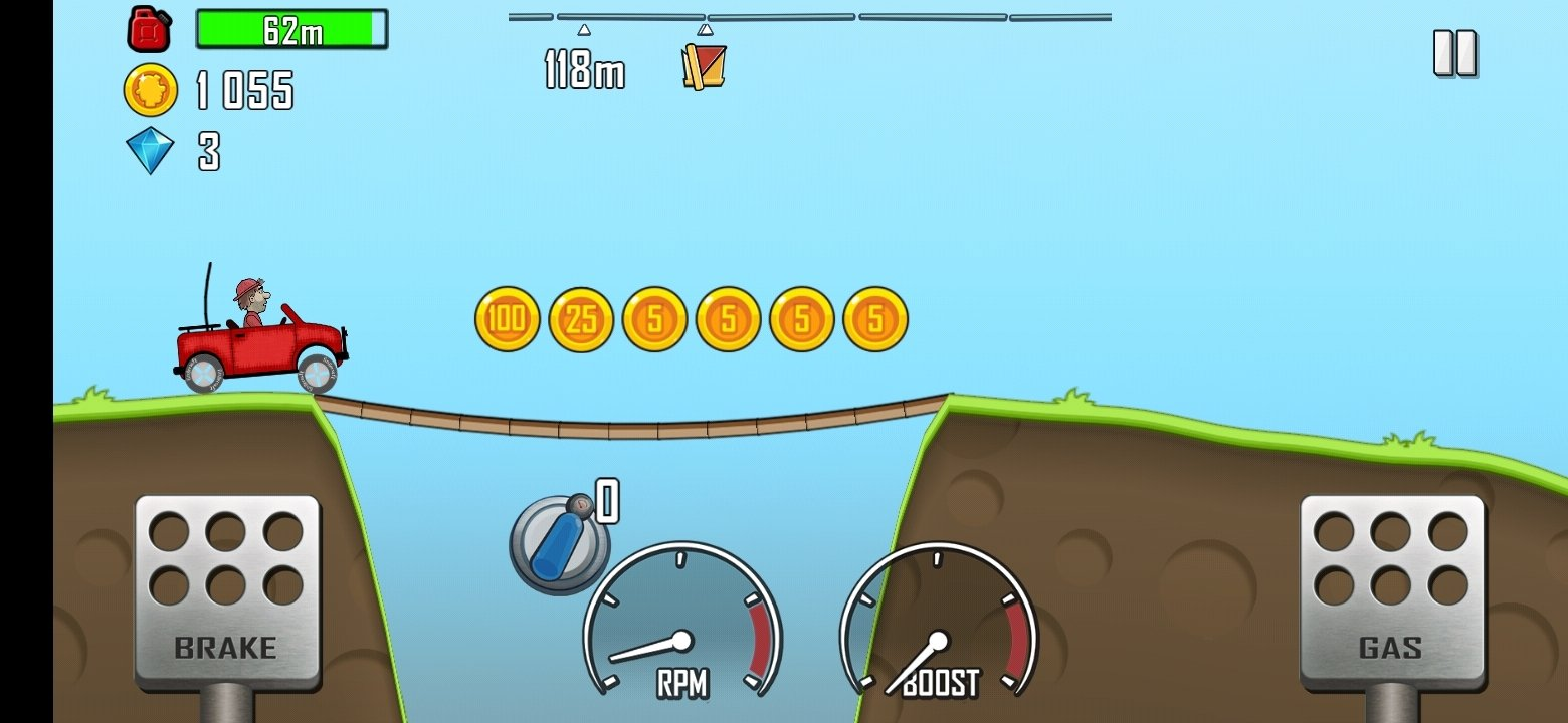 Hill Climb Racing Android image 8
