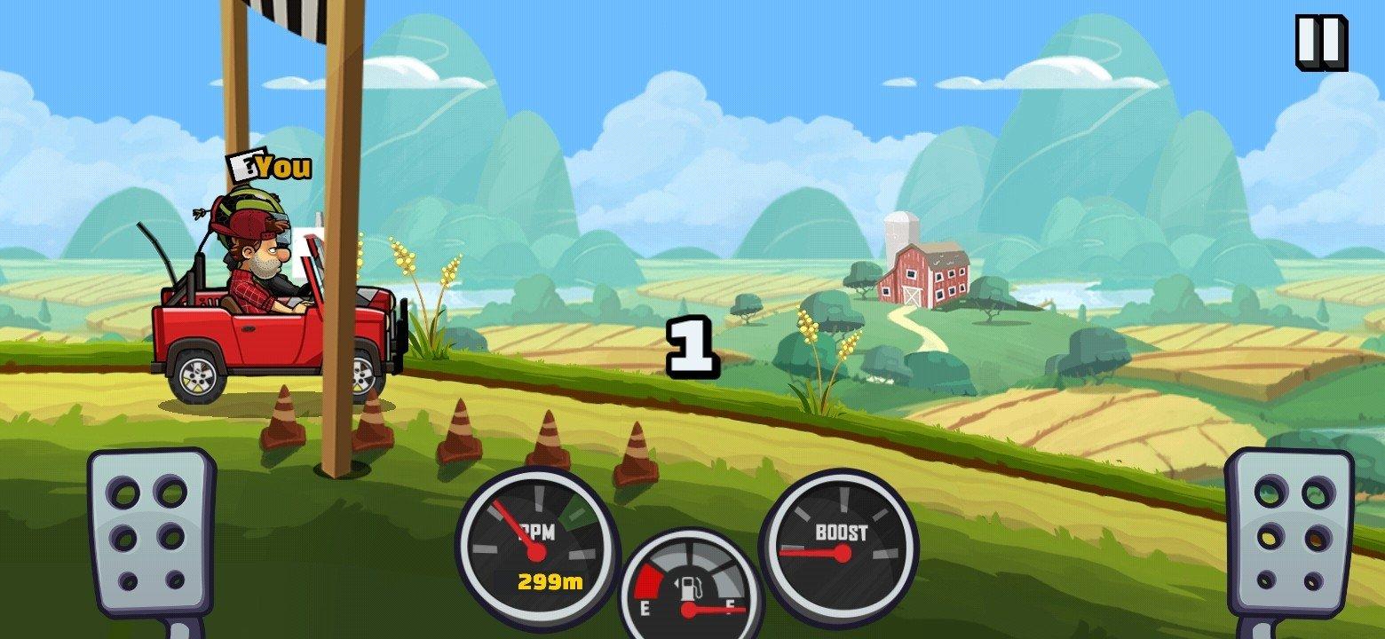 apk hill climb racing 3