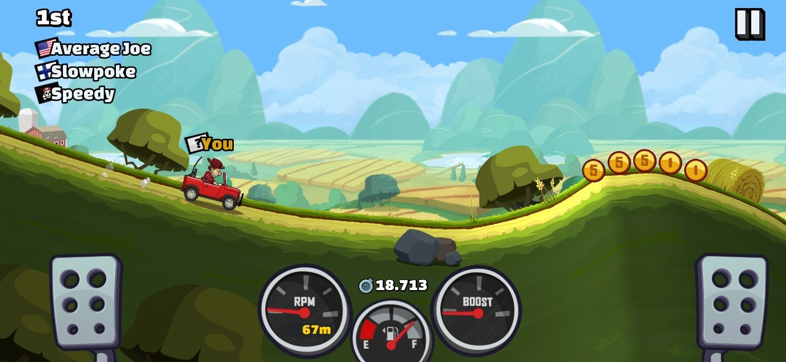 hill climb racing free game download