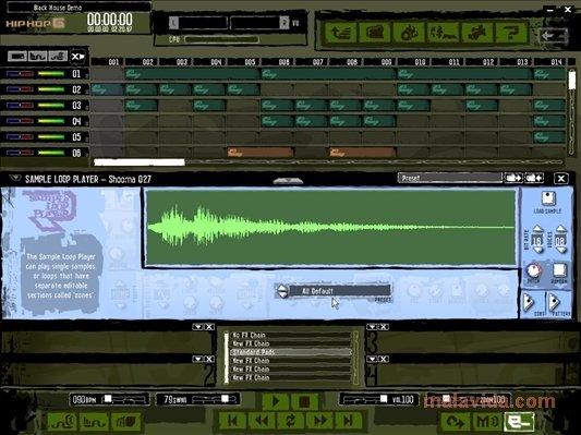 logiciel hip hop ejay gratuit