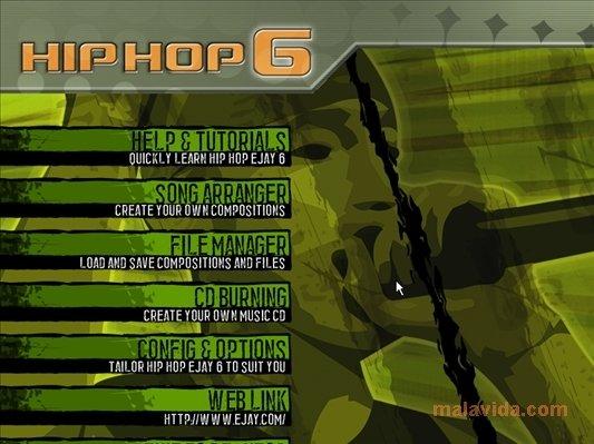 Скачать ejay hip hop 6