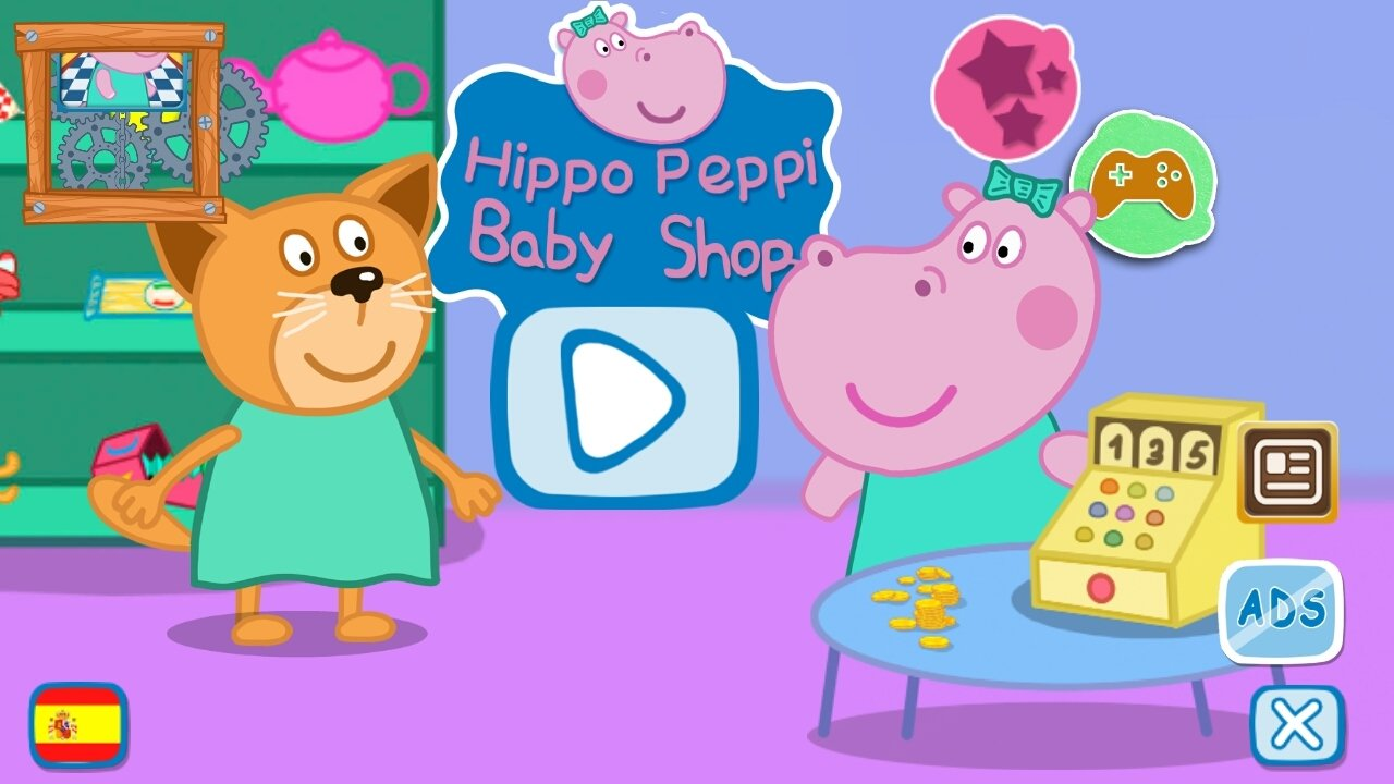 Hippo Pepa Baby Shop Android image 6