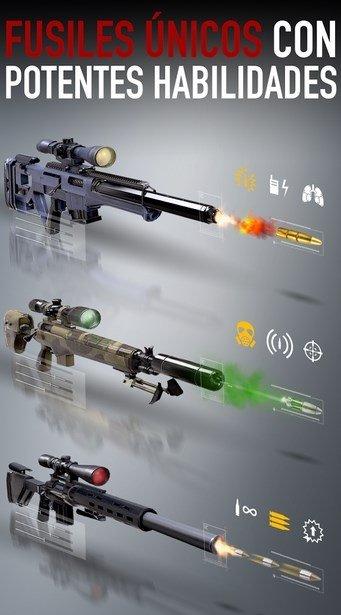 Hitman: Sniper 1 7 128077 - Télécharger pour Android Gratuitement