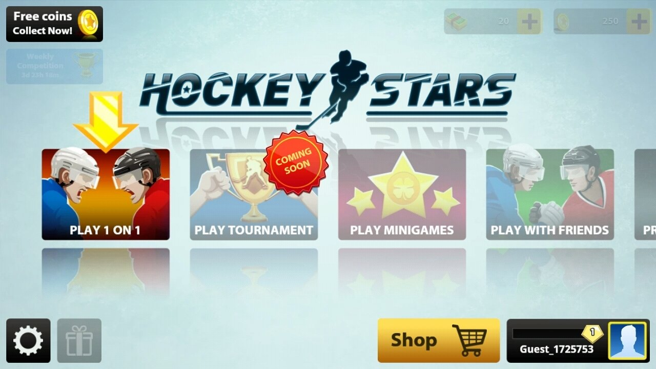 Hockey Stars Android image 6