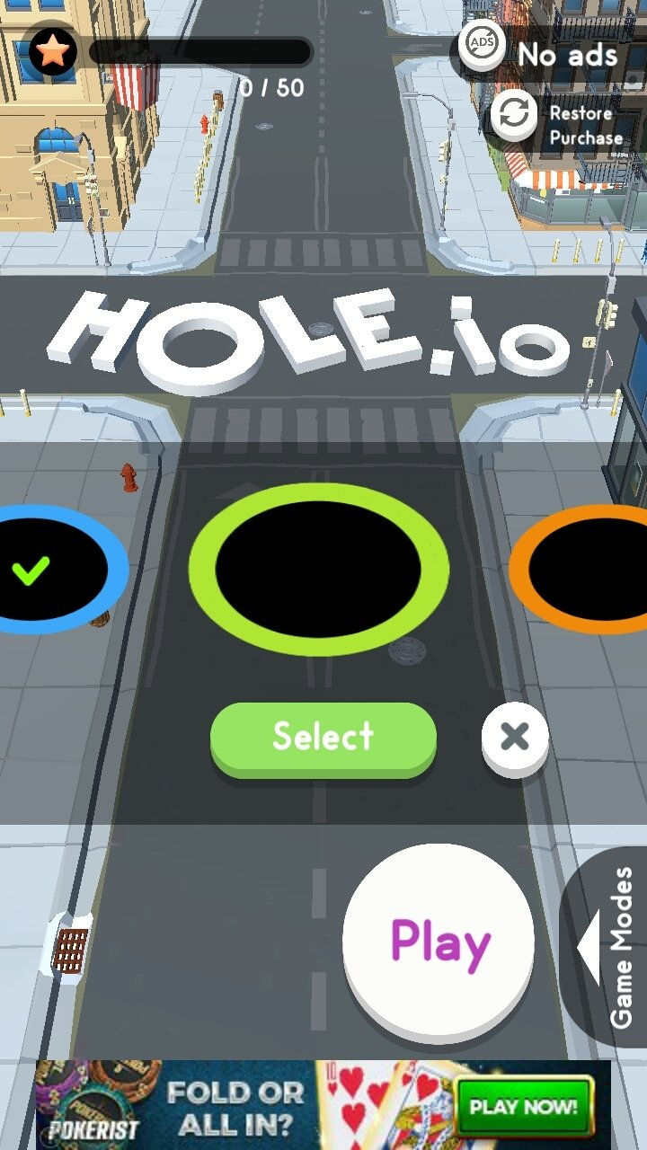 A hole games 1