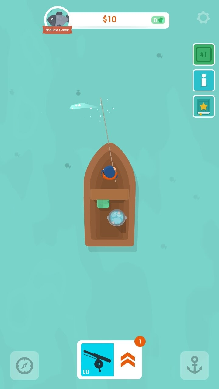 Hooked Inc: Fisher Tycoon 2 1 0 - Download for Android APK Free