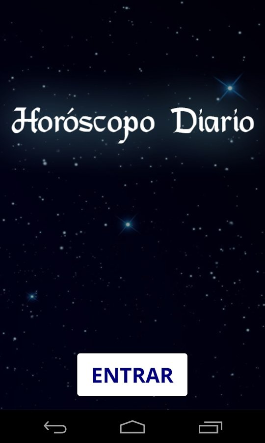 Daily Horoscope 2014 Android image 5