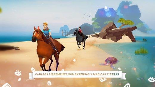 Horse Adventure: Tale of Etria iPhone image 5