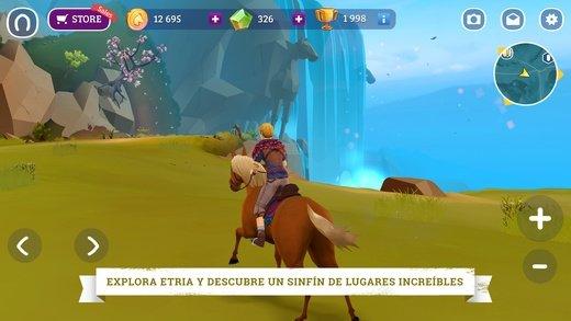Horse Adventure Tale Of Etria 1 3 1 Descargar Para Iphone Gratis