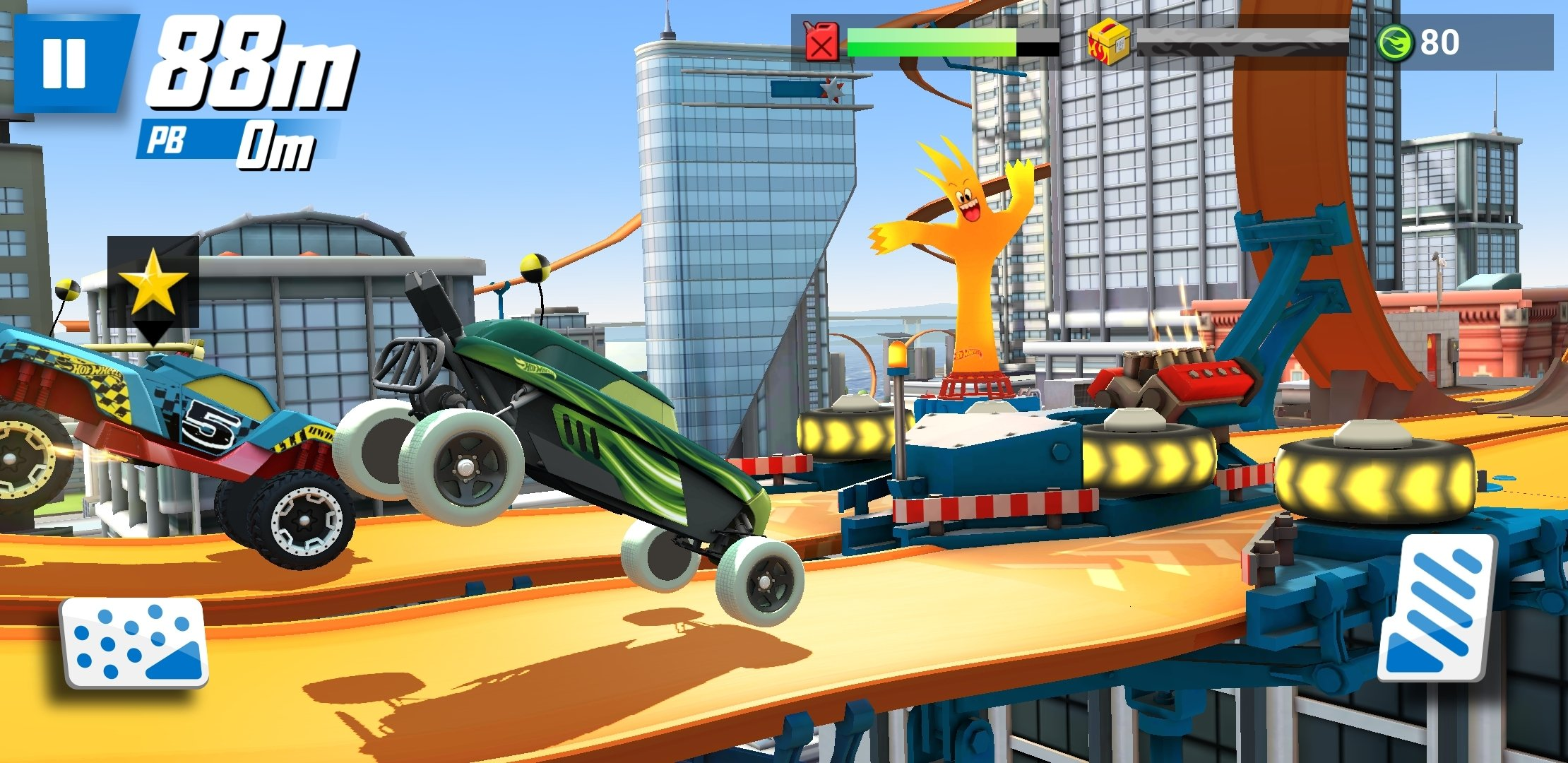 Hot Wheels: Race Off Android image 8