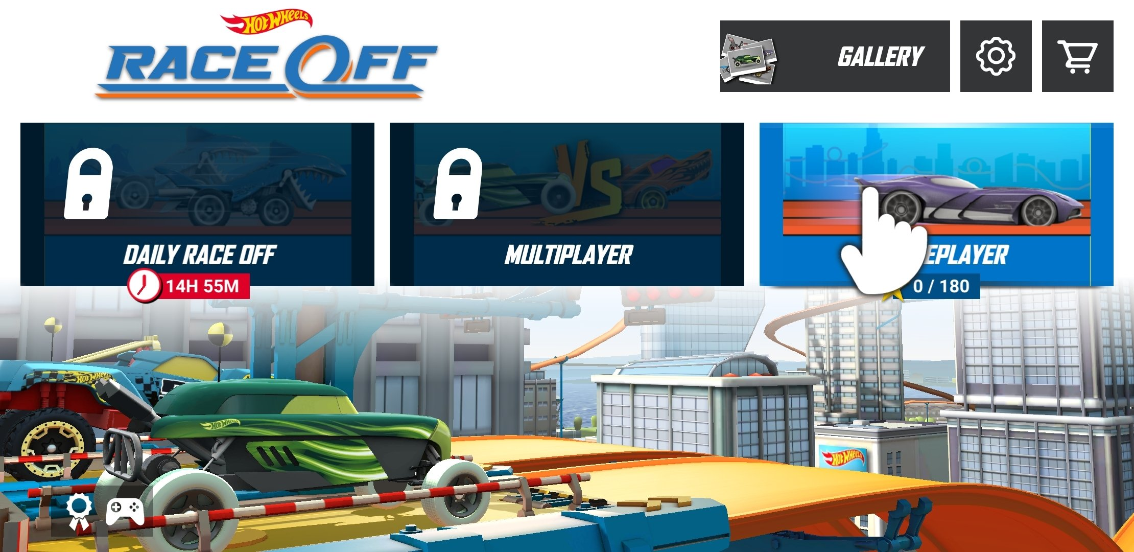 Hot Wheels Race Off Download For Android Apk Free