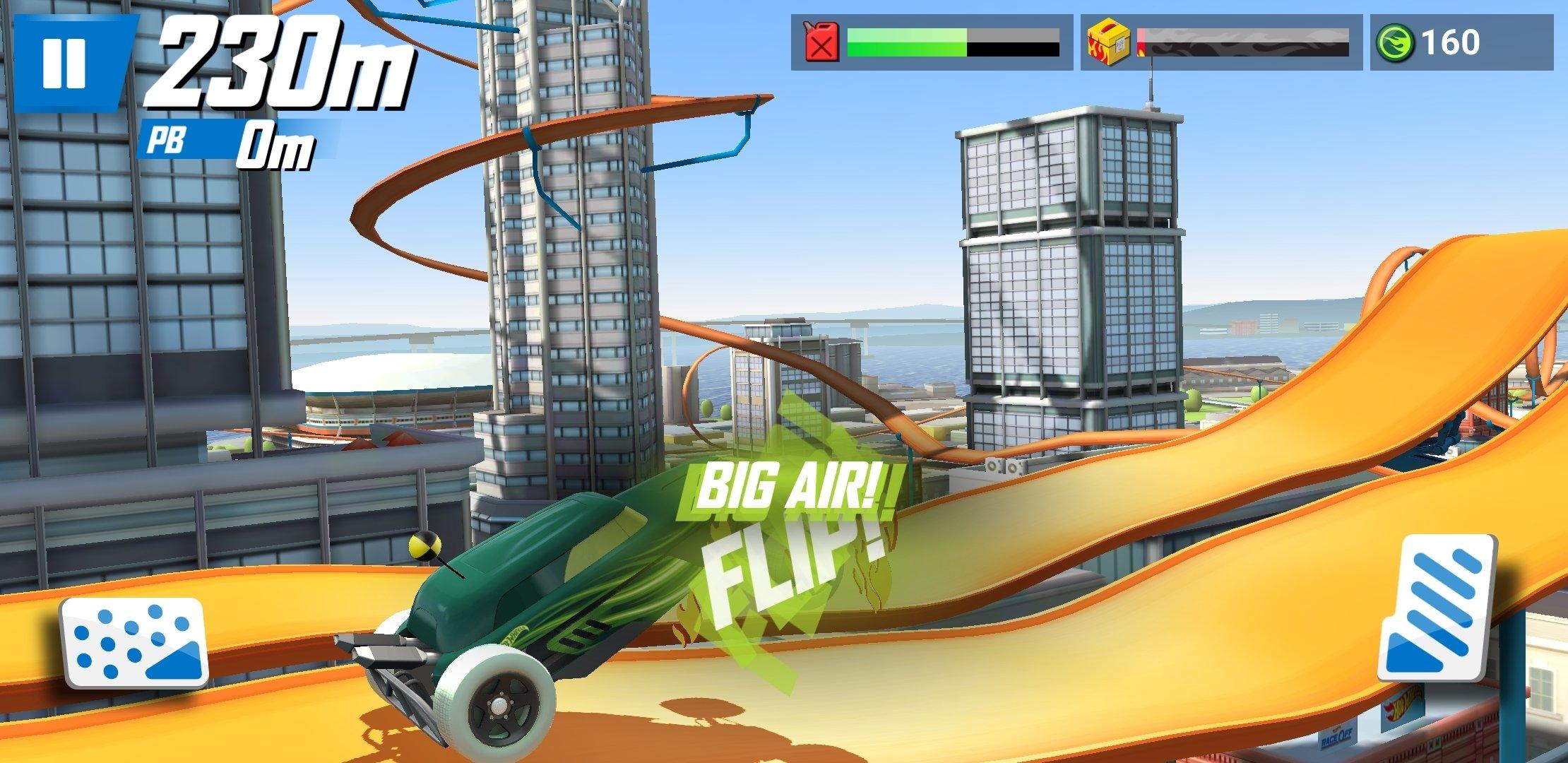 hot wheels race game