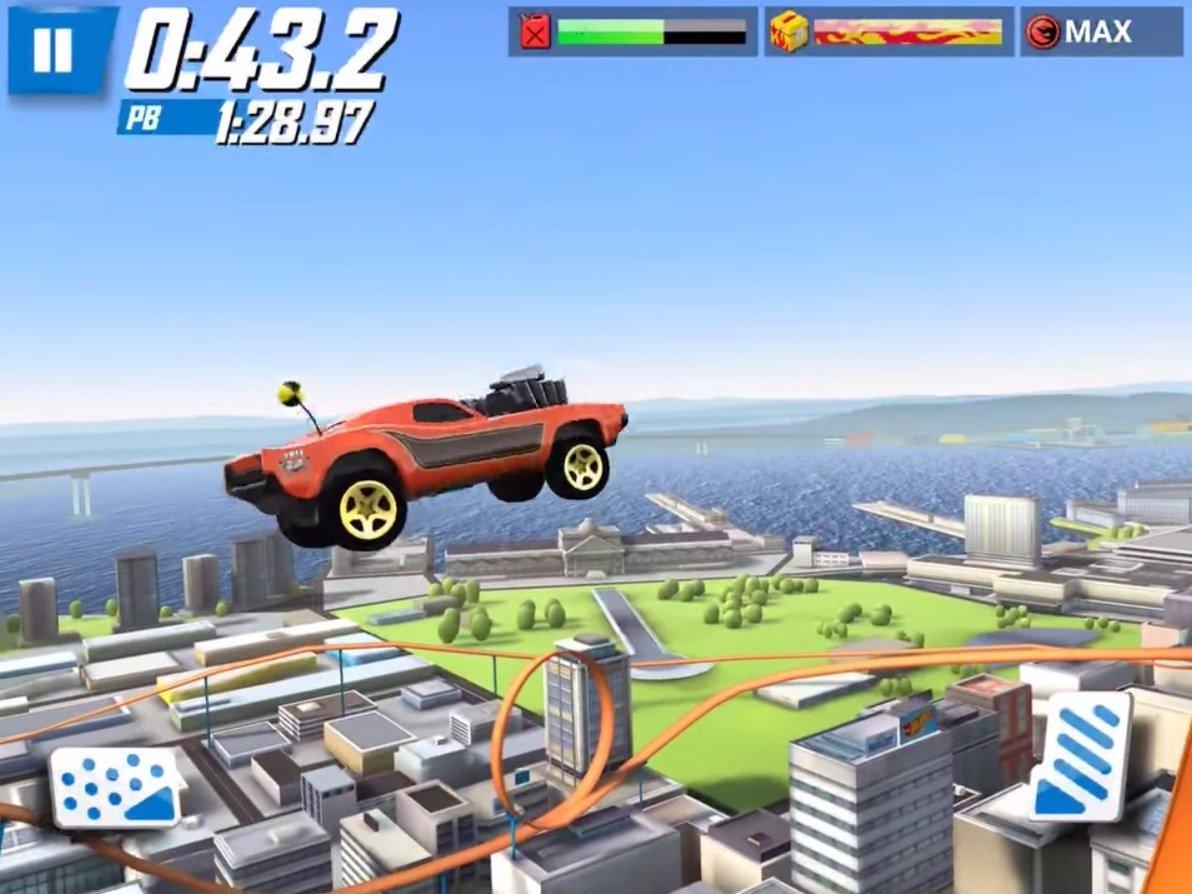 Hot Wheels Race Off 1 1 9359 Descargar Para Iphone Gratis