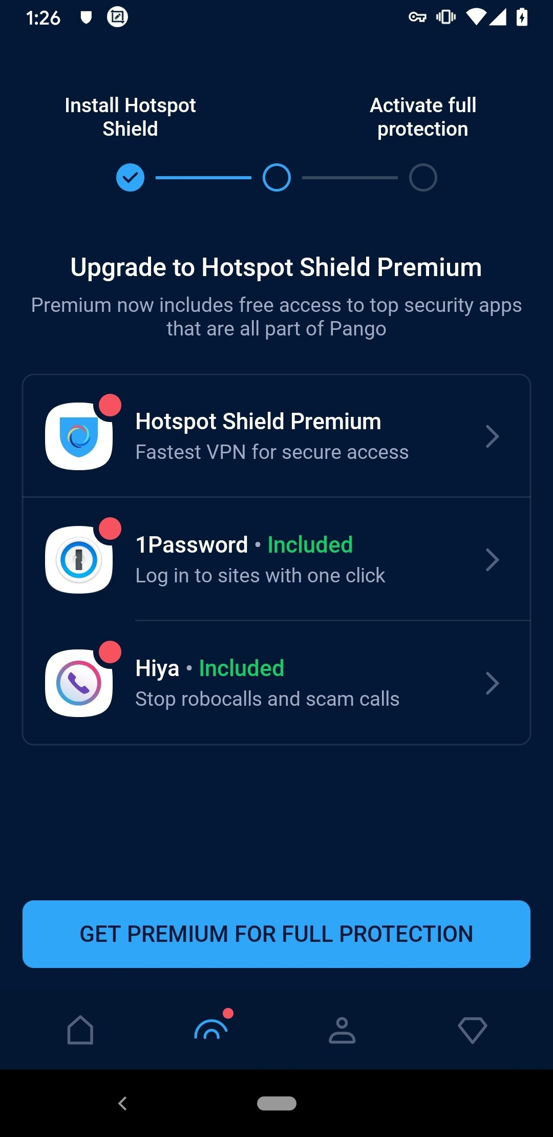Hotspot Shield VPN 6 9 1 - Download for Android APK Free