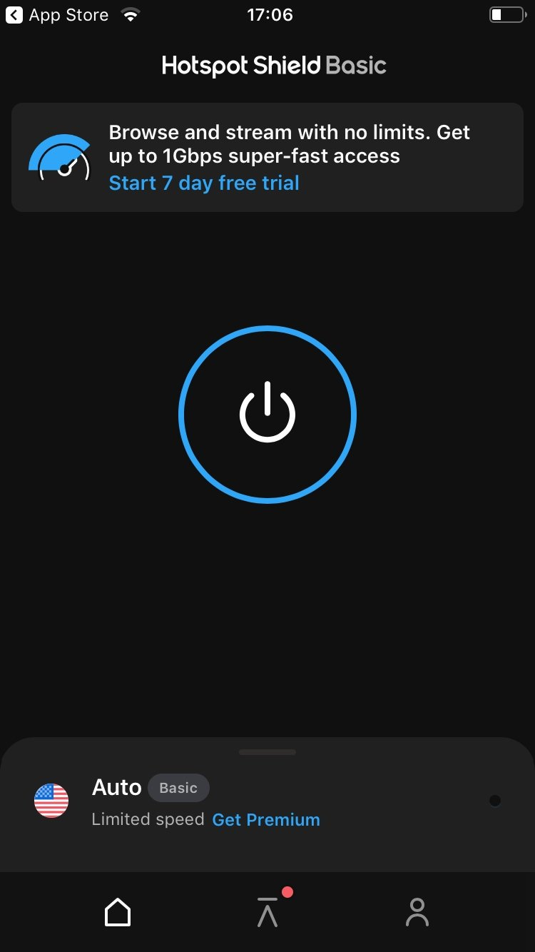 Hotspot Shield VPN - Download for iPhone Free