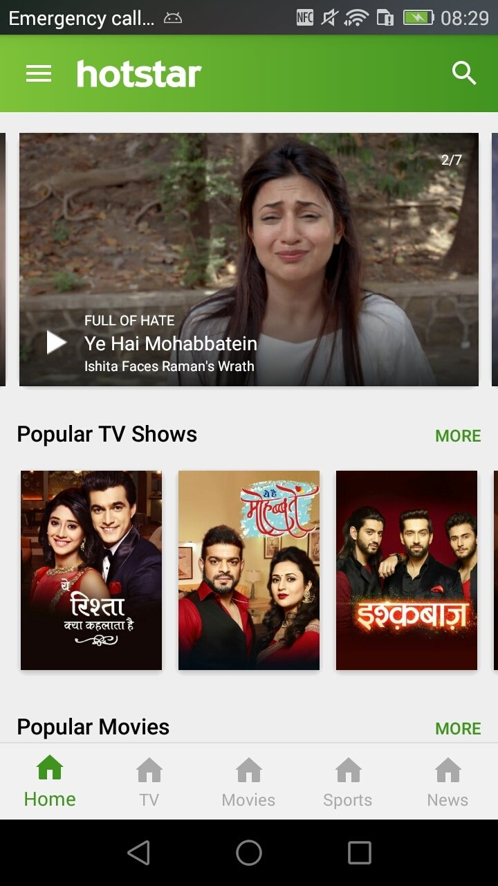 Hotstar 8 7 2 - Download for Android APK Free