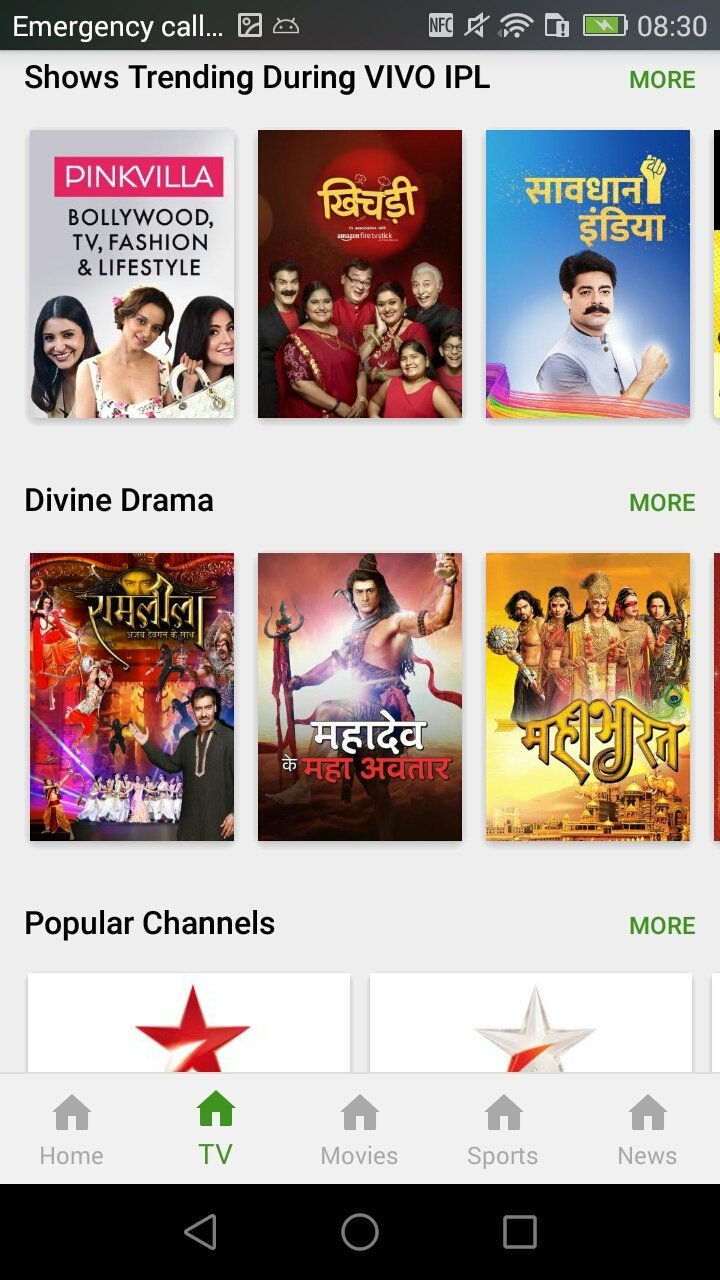 Hotstar 8 6 3 - Download for Android APK Free