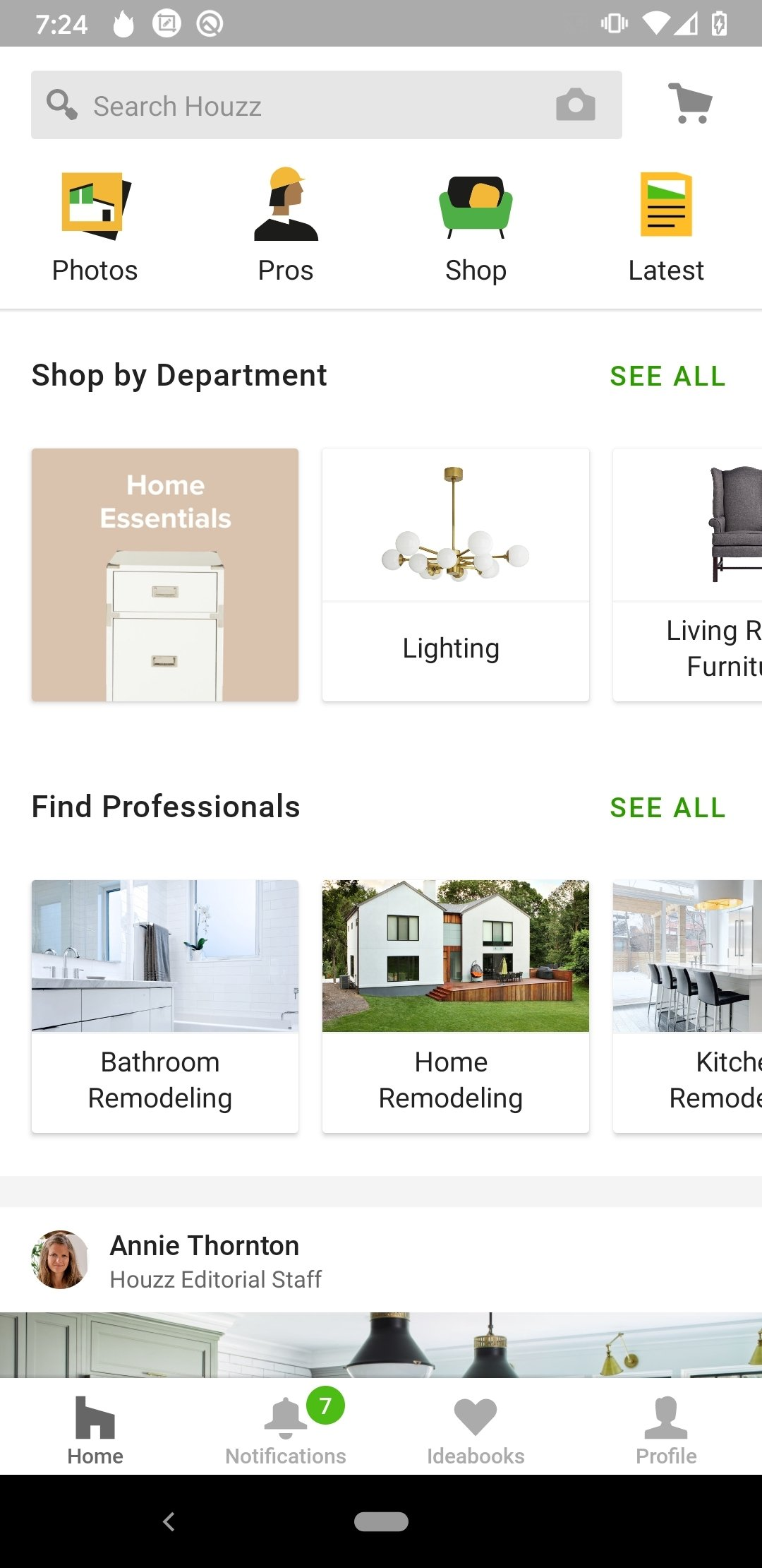 Houzz Android image 5