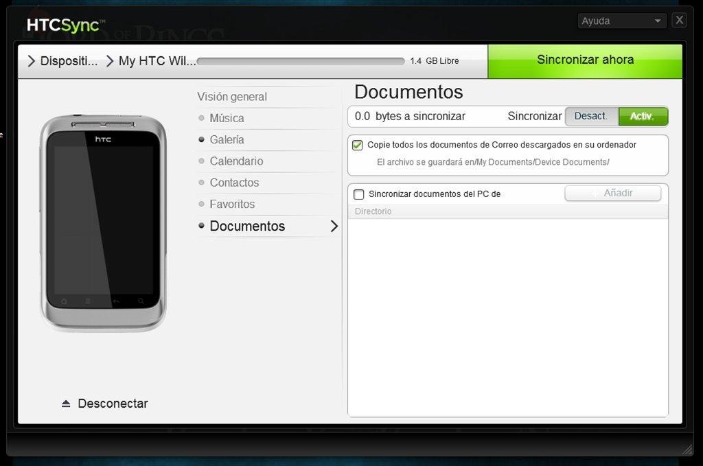 HTC SYNCHRONE GRATUIT TÉLÉCHARGER