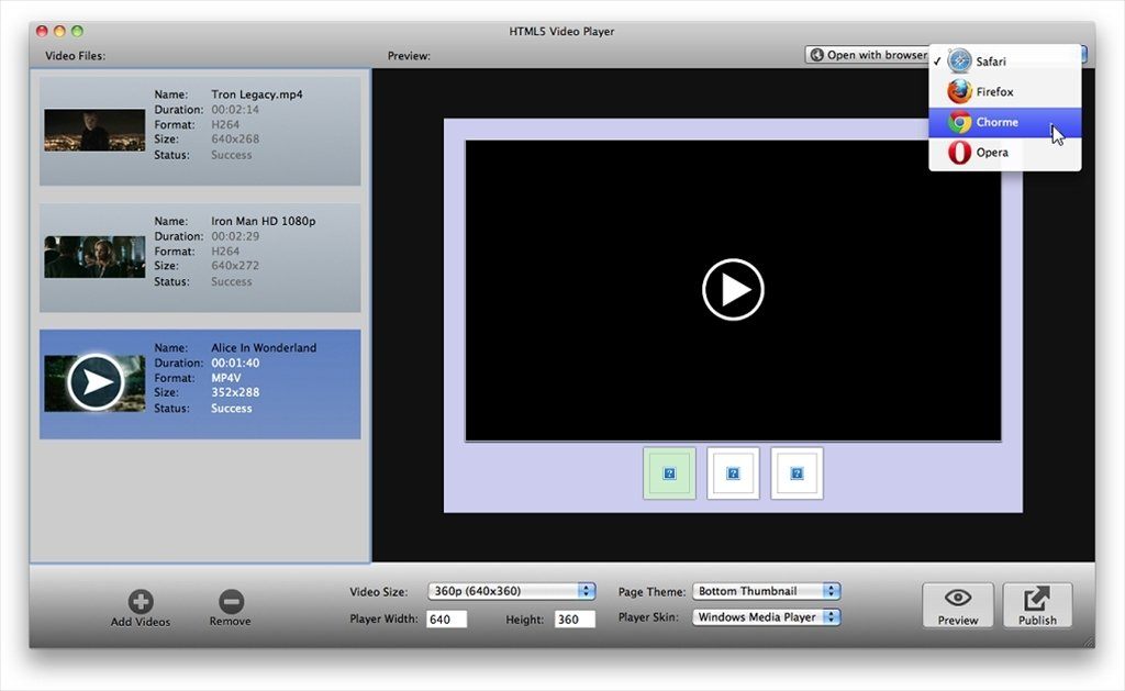 opera video player download free