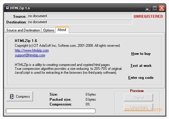 HTMLZip image 4