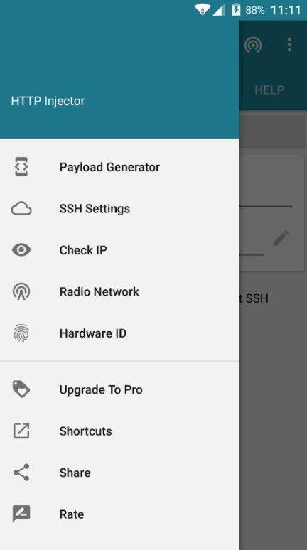 HTTP Injector 4 5 5 - Baixar para Android APK Grátis