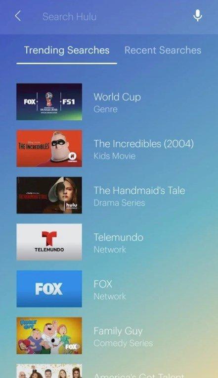Hulu: Stream TV, Movies & more Android image 5