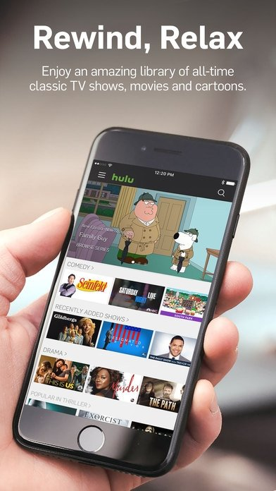 Hulu: Watch TV Shows & Stream the Latest Movies - Download