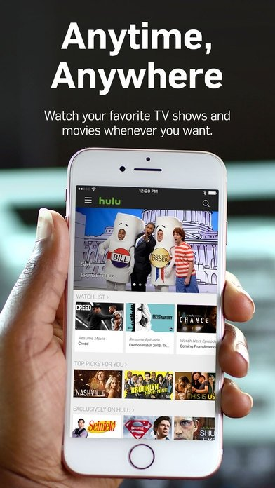 Hulu: Watch TV Shows & Stream the Latest Movies - Download for