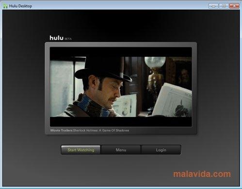 Hulu Desktop image 4
