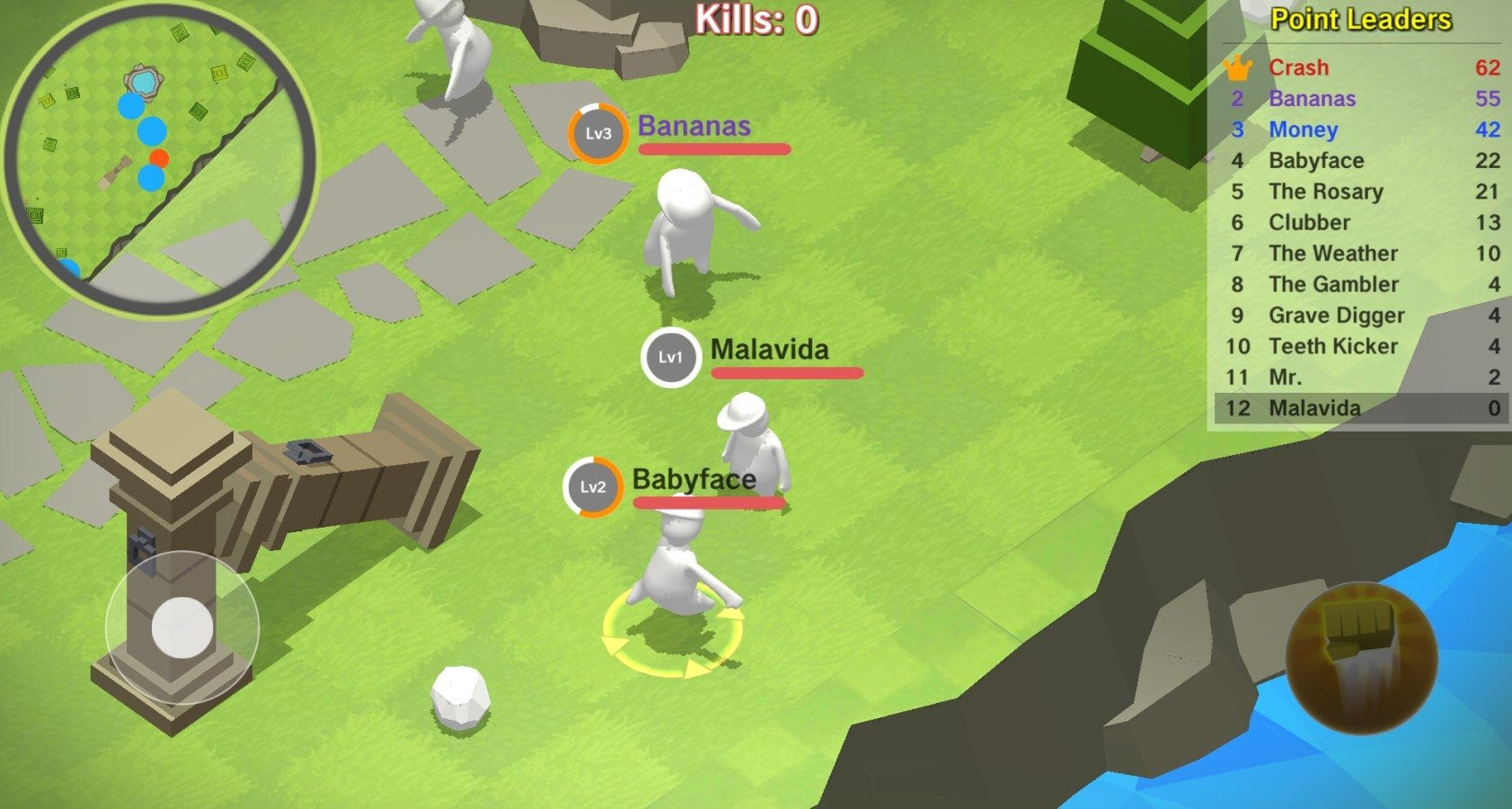 Human: Fall Flat 1 2 - Download for Android APK Free