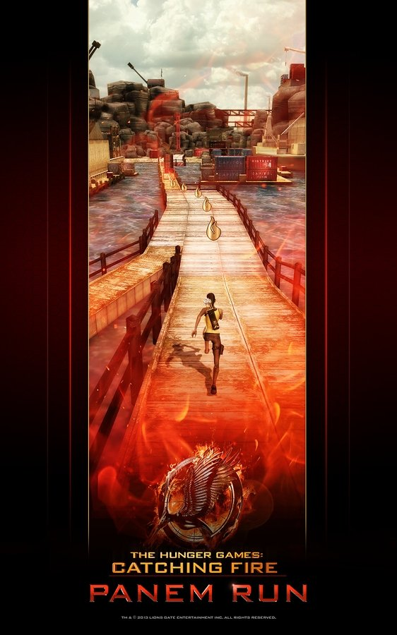 Hunger Games: Panem Run Android image 5