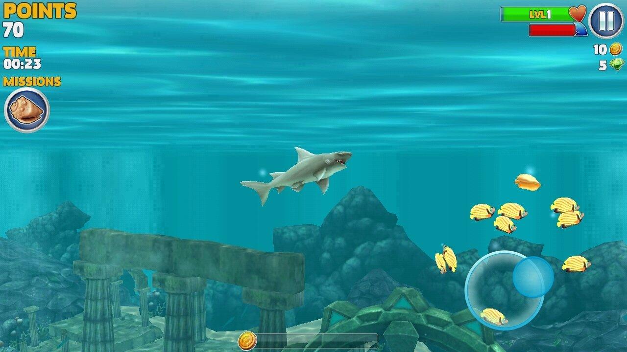 Baixar Hungry Shark Evolution Hackeado e Atualizado Com Dinheiro Infinito - Winew