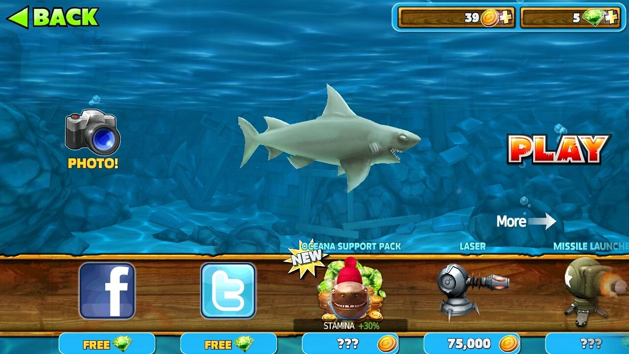 Hungry Shark Evolution 6 8 2 - Download for Android APK Free