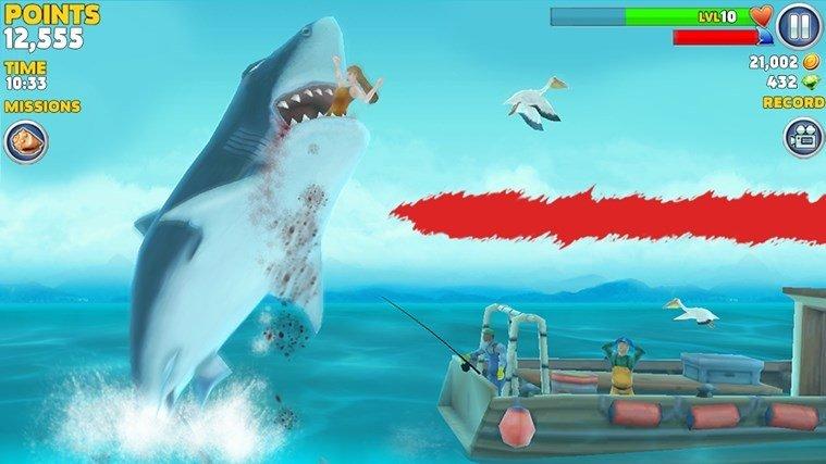 скачать shark evolution на пк