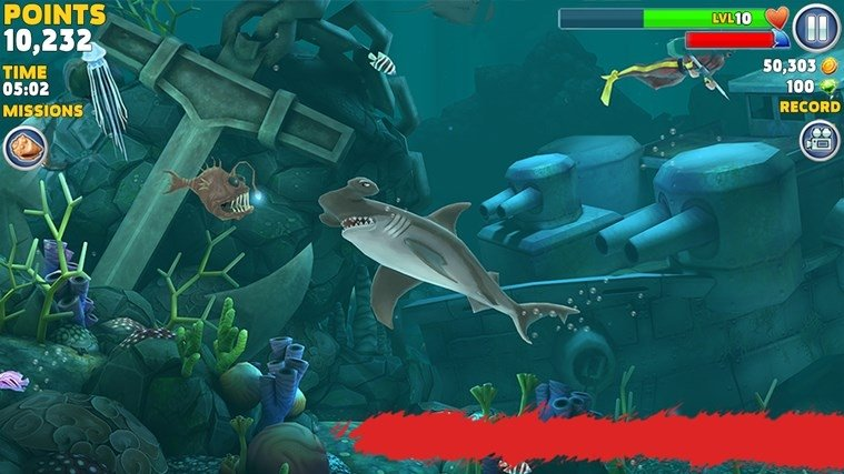 Hungry Shark Evolution 3 7 0 29 - Download for PC Free