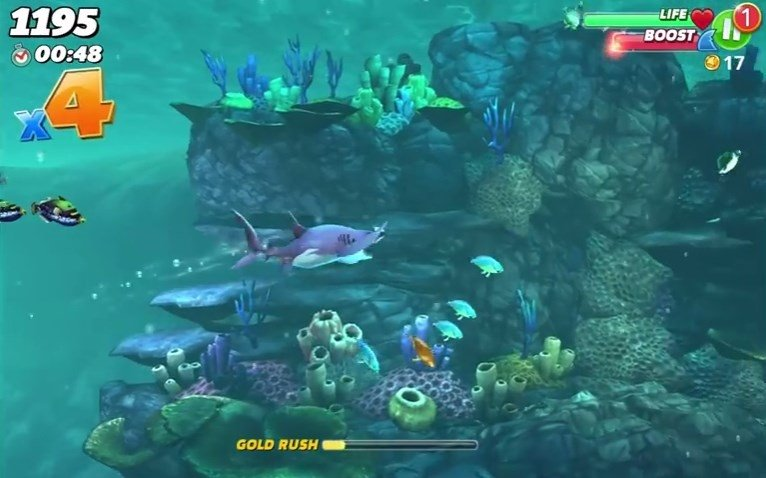 Hungry Shark World Android image 5