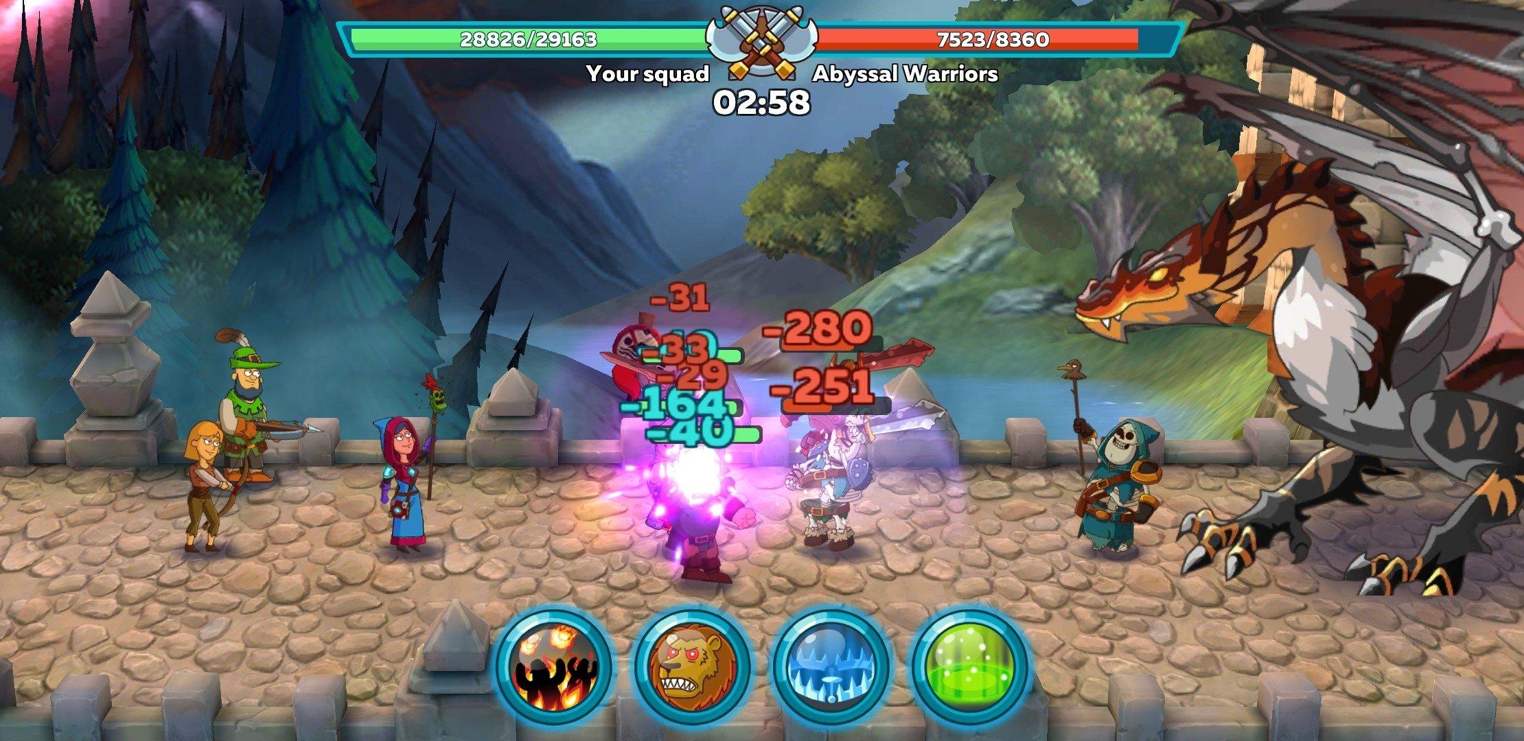 Hustle Castlemod apk android, pc et ios