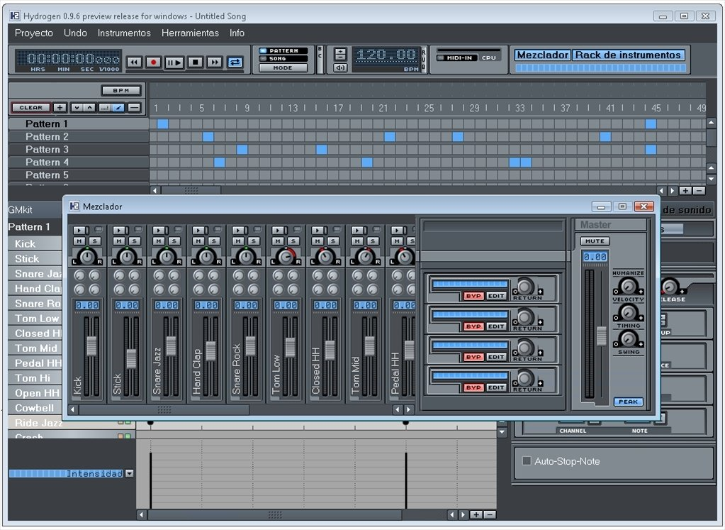 drum machine software free download windows 7