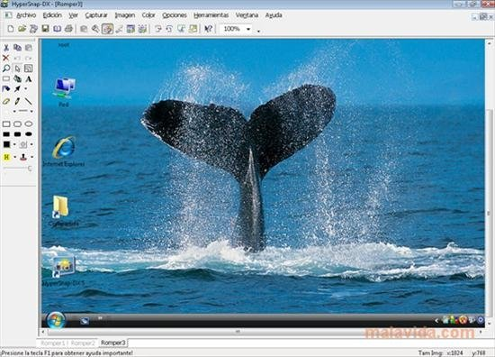 HyperSnap 8 16 10 - Download for PC Free