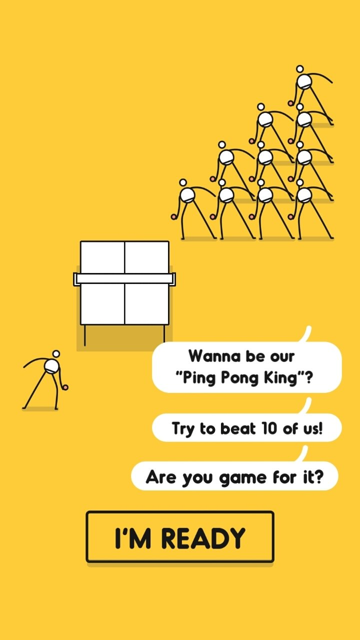 I'm Ping Pong King 2 7 - Download for Android APK Free