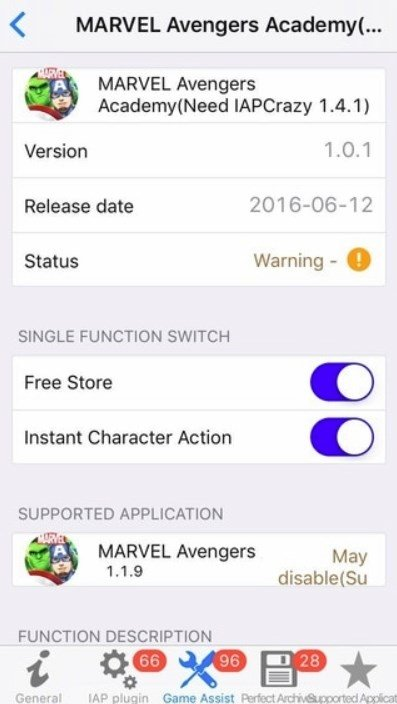 IAPCrazy - Download for iPhone Free