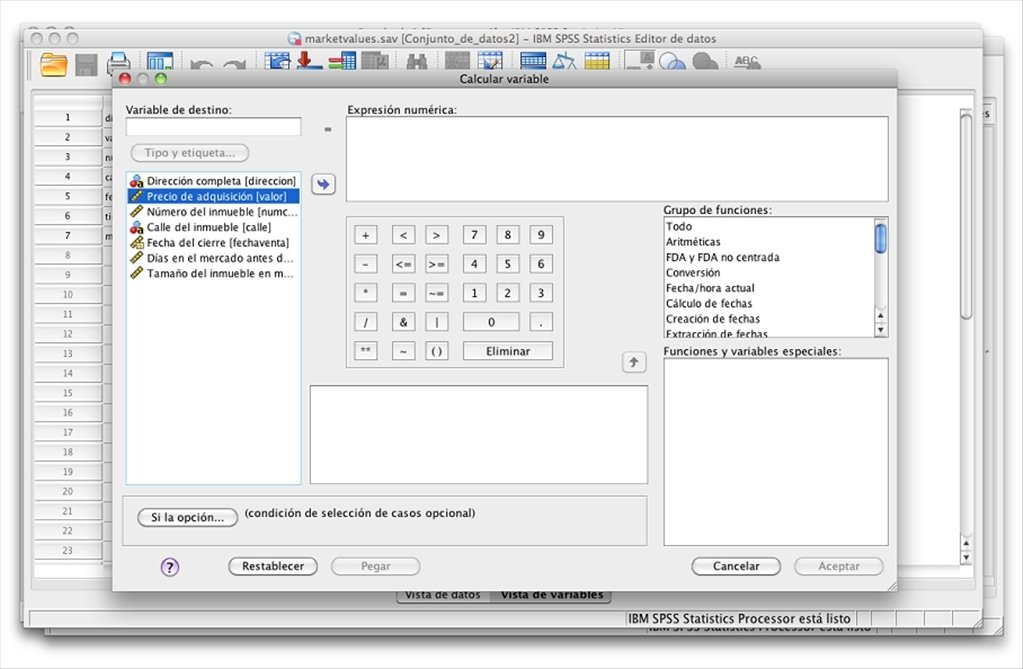 spss mac testversion