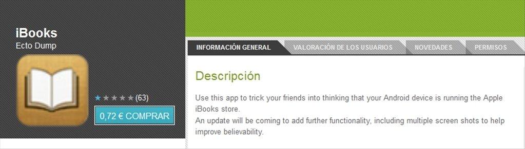 iBooks 2 2 1 - Baixar para Android APK Grátis